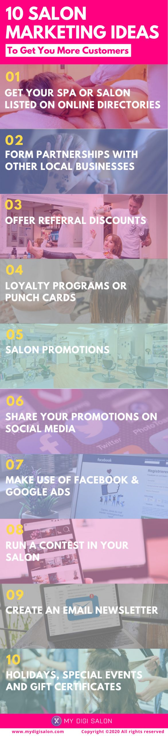 17+ Effective Salon Marketing Ideas (To Get More Customers)